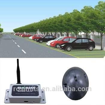 户外智能停车场最佳个人无线车位检测器传感器
