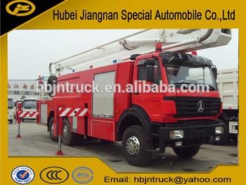 18m云梯消防车