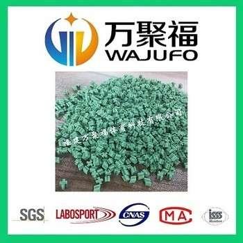 TPR再生颗粒人造草铺设和充填