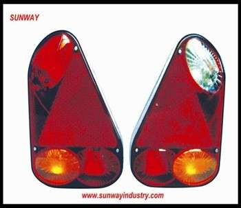 High quality LED rear tail light for truck trailer