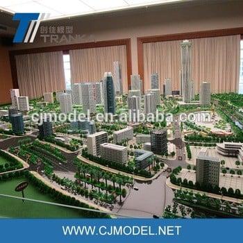 建筑物理尺度模型、现代建筑模型