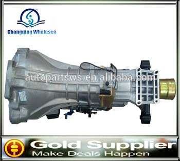 auto parts transmission gearbox for mitsubishi for hyundai starex 4d56 2wd  m5r21