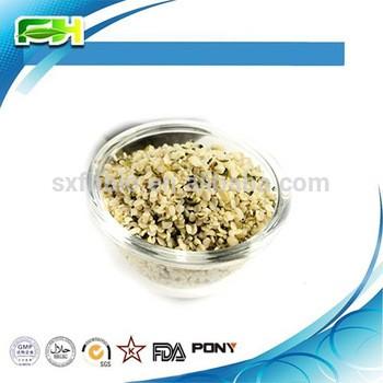 新认证的剥麻籽、有机大麻种子,Hulled Hemp Seed