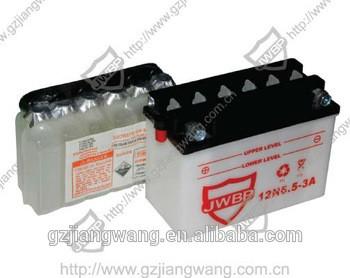 中国电动摩托车电池12V摩托车电池4ah胶体电池的高质量