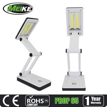折叠式工作灯轻触式可调台灯可折叠台灯