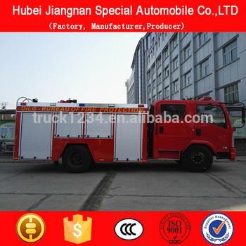 China suppliers 8000L HOWO Pump fire truck, foam fire truck dimension