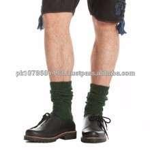 巴伐利亚啤酒节的传统男装服饰袜子袜子