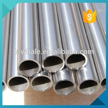 Gr5 welding chemical used titanium tube special made