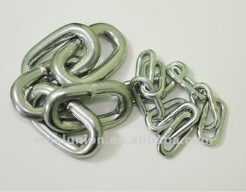 镀锌短链链链工厂