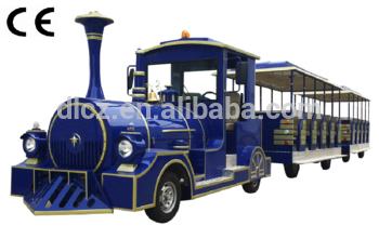 CE认可的电动旅游列车车厢