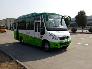 华新品牌6.6米10-23seats新能源电动城市客车销售