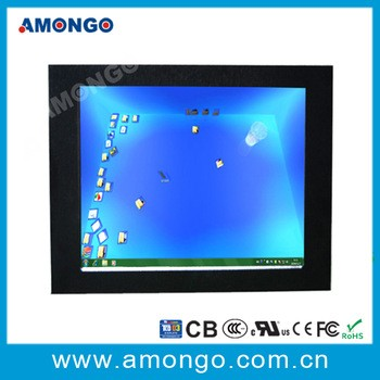 工业面板PC,17英寸全合一