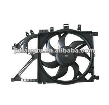 12V汽车风扇散热口到南美洲/风扇/散热器冷却风扇