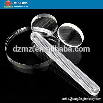 反射,平原,Round Gauge Glass生产的标准DIN 7081,DIN 7080