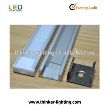 圆形pc盖led带铝型材