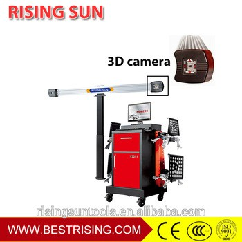 Car workshop used wheel alignment machine for sale