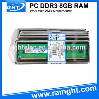 Cheap 1600mhz AMD Compatible Desktop Ddr3 8gb RAM