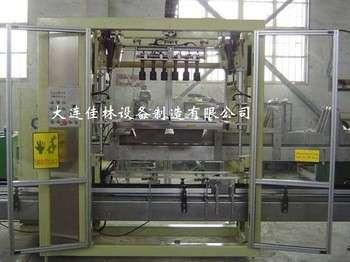 雪地车自动装箱生产线