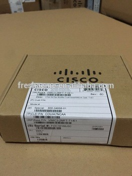 全新原装思科vwic3-1mft-t1 / E1端口模块