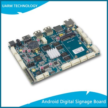 New Arrival Allwinner Octa Core Android Smart Mainboard A83T