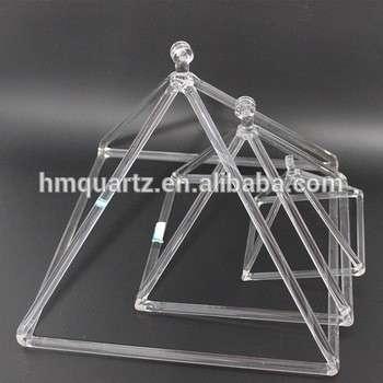治疗和治疗用石英晶体歌唱金字塔