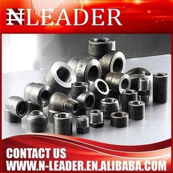 优质铸件可锻铸铁管件螺纹接头采用BS螺纹标准