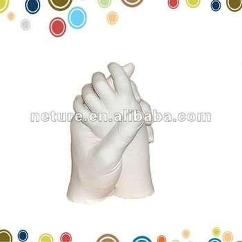 Adult 3D Handprint Hands Cast Life Casting Kit For Wedding