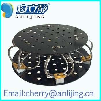 移动电子设备用高质量钢丝绳振动平台/稳定器