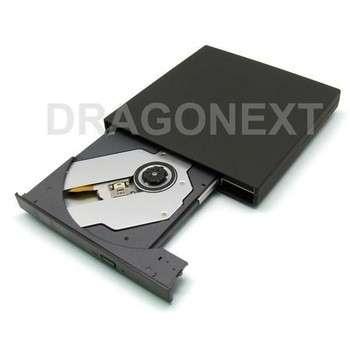 薄型外置USB 2 CD RW DVD ROM驱动器