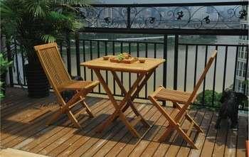 Bamboo chair garden furniture