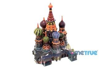 结构模型的全彩色3D打印机