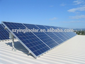 Yingli High Efficiency 1KW,2KW,3KW,5KW On Grid Solar System