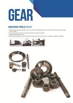 Gear Unit, Machine Tools, Automotive, Compressor, Industry,SMG(SAMMI GEAR)