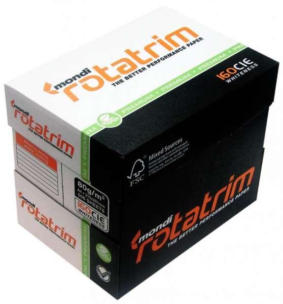 Mondi Rotatrim复印纸A4 80 gsm,75gsm,70gsm