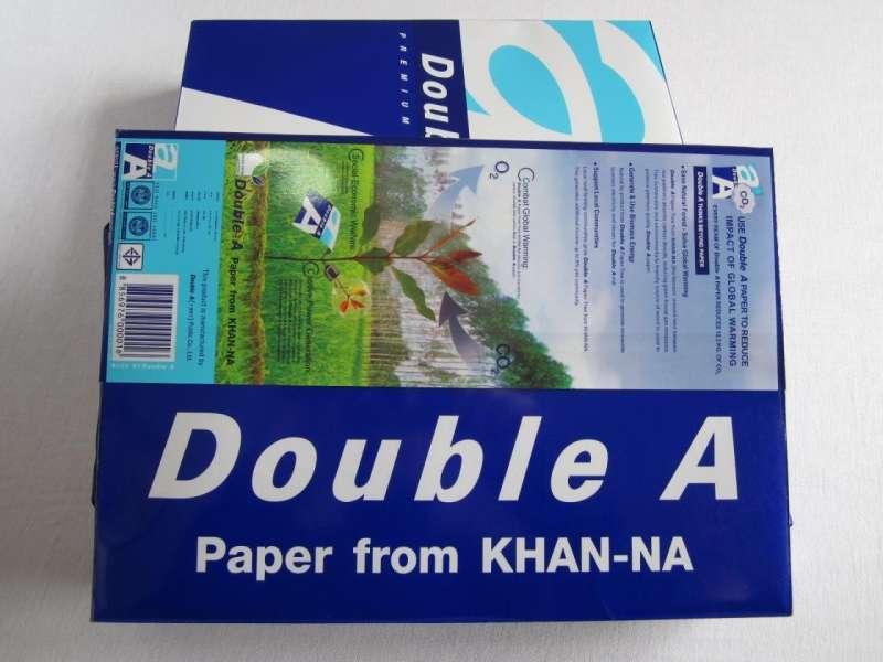 双AA拷贝纸80gsm,75gsm,70gsm