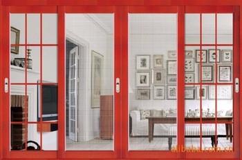 工厂供应商高品质的铝门窗与ISO 9001和CE