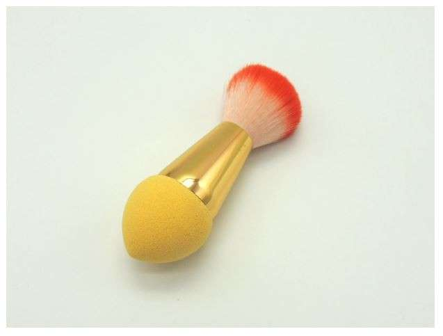 2 in 1 design practical facial brush