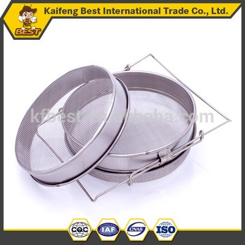 食品级不锈钢双滤器/过滤器/筛