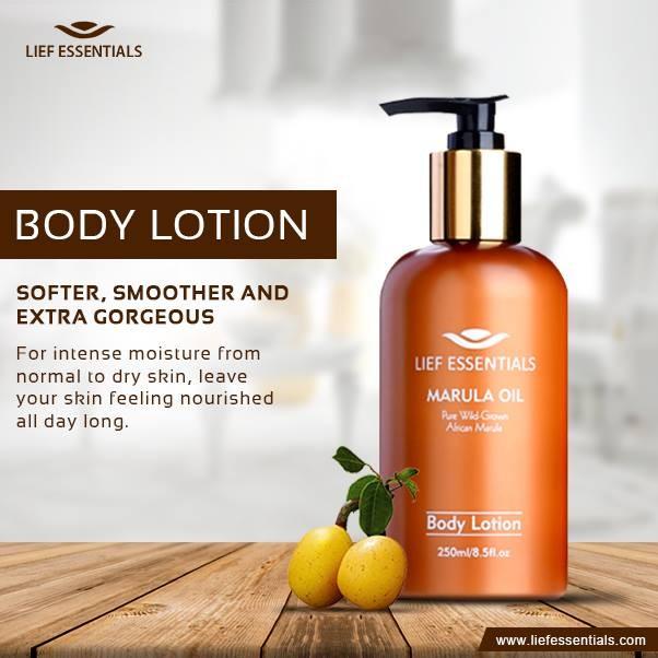 Marula Oil Body Lotion