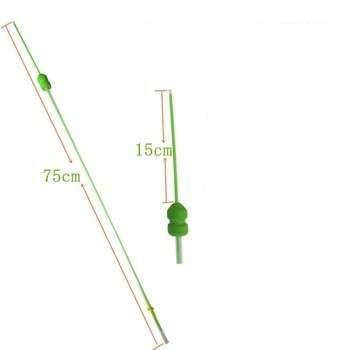 猪/母猪无尾的泡沫提示Semen Catheter(pig-catheter-032)