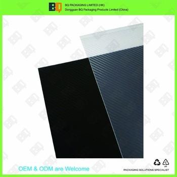 食品级定制彩色丙纶硬质塑料片材,用于印刷和文具。