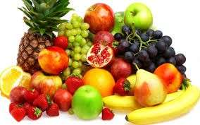 新鲜的水果