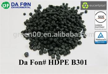 HDPE再生树脂再生颗粒/颗粒环保B301