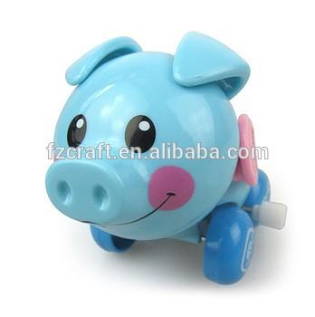 发条玩具猪儿童益智玩具大发条玩具