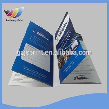 免费样品A4广告传单、传单、小册子在中国印刷