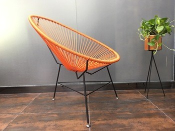 Outdoor Acapulco Chair by factory wholesale with highly quality