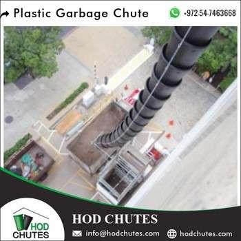优质塑料垃圾滑槽
