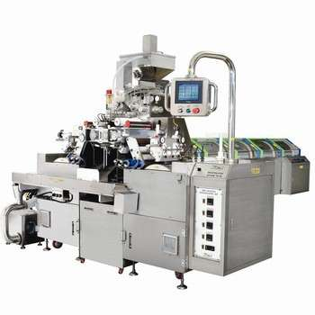 High speed and Low Noise Soft Gelatin Capsule Filling Machine (TW-R2 S)