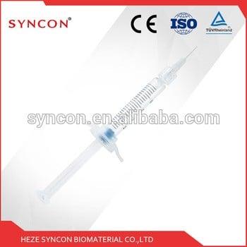 交联透明质酸购买可注射真皮填充剂