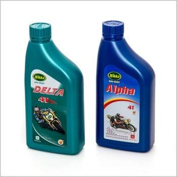 伊朗塑料润滑油马达HDPE瓶可以集装箱维新塑料越南Skype:thao.huynh55